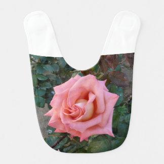 Babador De Bebe rosa do rosa