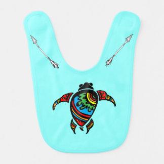 Babador De Bebe Roupa & presentes do bebê da tartaruga
