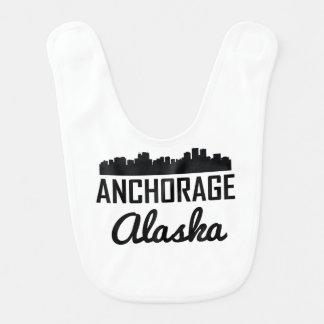 Babador De Bebe Skyline de Anchorage Alaska