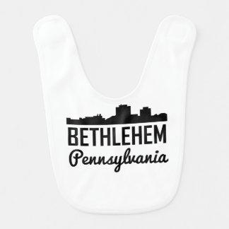 Babador De Bebe Skyline de Bethlehem Pensilvânia