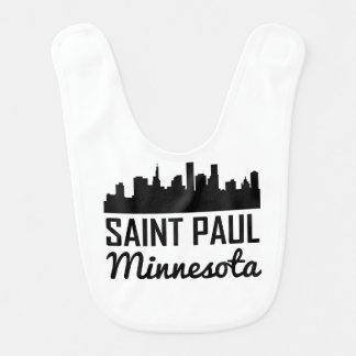 Babador De Bebe Skyline de Saint Paul Minnesota