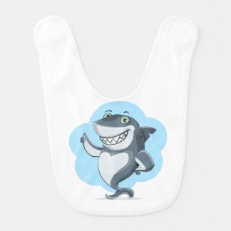 Babador De Bebe tubarão
