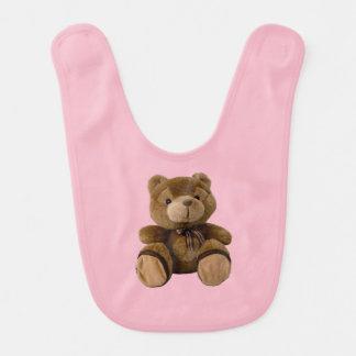 Babador De Bebe Urso de ursinho