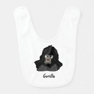 Babador Design do gorila