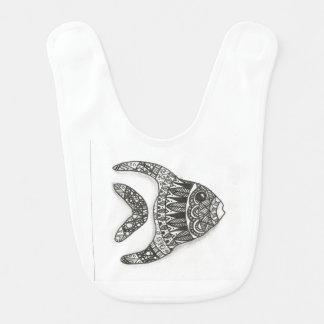 Babador Design dos peixes