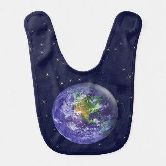 Babador Dia da Terra do globo 3D