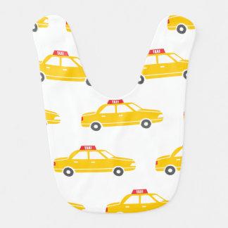 Babador do bebê do táxi da cidade