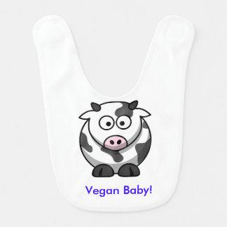 Babador do bebê do Vegan