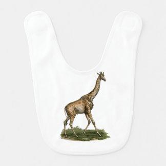 Babador do girafa para amantes do girafa do