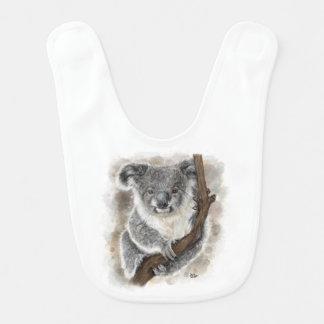 Babador do Koala do bebê
