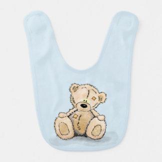 Babador do urso de ursinho do bebê