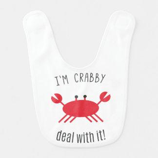Babador Eu sou Crabby, negócio com ele!