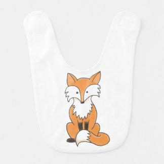 Babador Foxy do bebê - personalize seus próprios!
