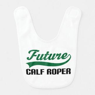 Babador futuro do bebê de Roper da vitela