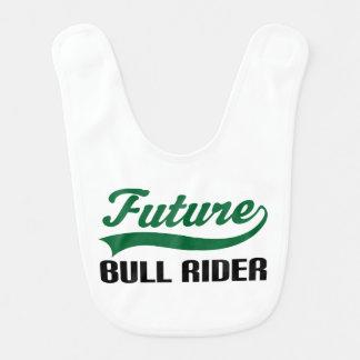 Babador futuro do bebê do cavaleiro de Bull