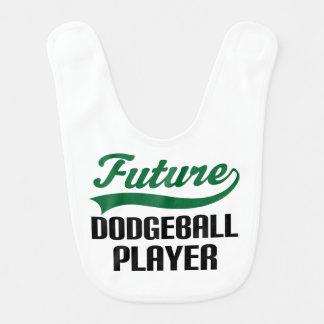 Babador futuro do bebê do jogador de Dodgeball