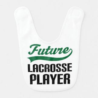 Babador futuro do jogador do Lacrosse