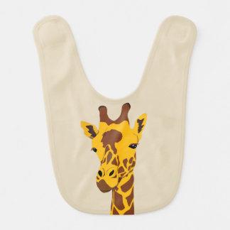 Babador Girafa delicado