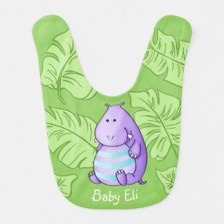 Babador Ideias feitas sob encomenda do presente do bebê da