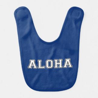 Babador Infantil Aloha