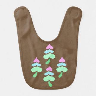 Babador Infantil Árvores do Marshmallow