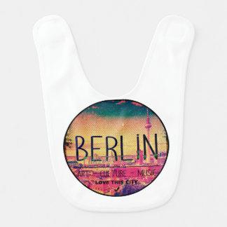 Babador Infantil Berlin, Love This City series, circle