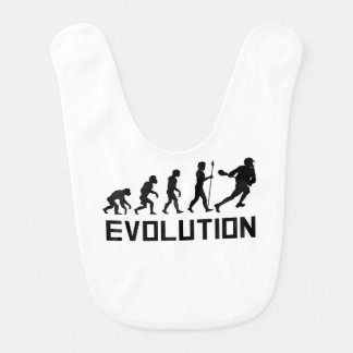Babador Infantil Evolução do Lacrosse