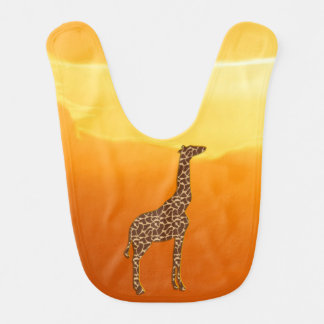 Babador Infantil Girafa 2