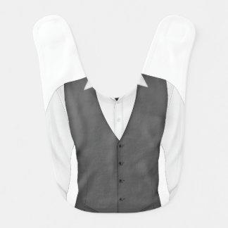 Babador Infantil Miúdo do vestuário formal
