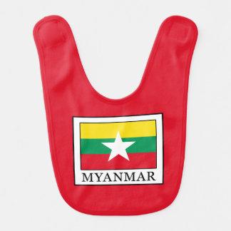 Babador Infantil Myanmar
