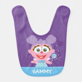 Babador Infantil O bebê de Abby Cadabby | adiciona seu nome