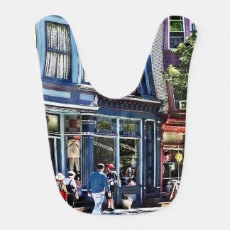 Babador Infantil Pa de Jim Thorpe - compra da janela