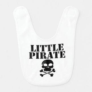 Babador Infantil Pirata pequeno
