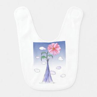 Babador Infantil ShardArt flower power por Tony Fernandes