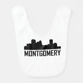 Babador Infantil Skyline da cidade de Montgomery Alabama