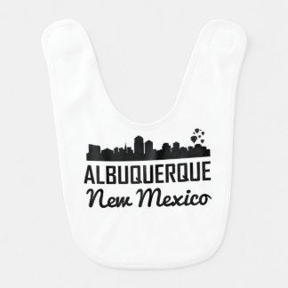 Babador Infantil Skyline de Albuquerque New mexico