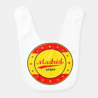 Babador Madrid, Spain, circle, red
