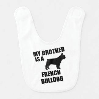 Babador Meu irmão é um buldogue francês