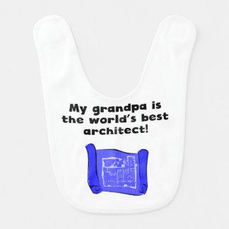 Babador Meu vovô é o melhor arquiteto da palavra