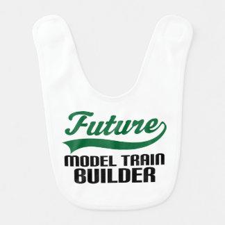 Babador modelo futuro do bebê do construtor do