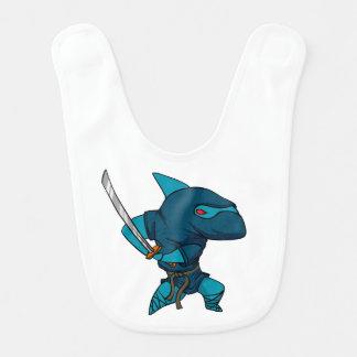 Babador Ninja do tubarão