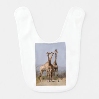 Babador Os gêmeos África do girafa personalizam destinos