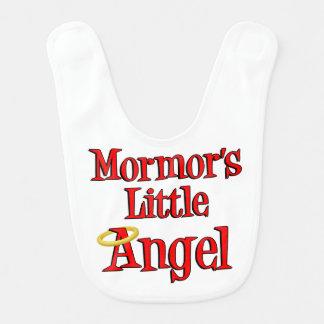Babador pequeno do anjo de Mormor