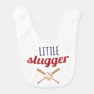 Babador pequeno do basebol do slugger