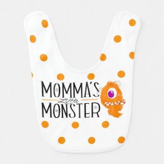 Babador pequeno do monstro de Momma
