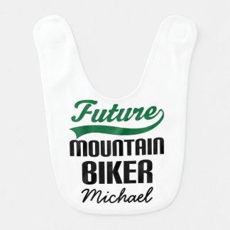 Babador personalizado do bebê da montanha