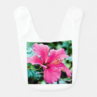 Babador Pink hibisco