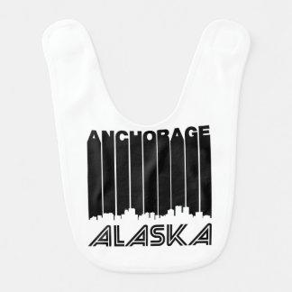 Babador Skyline retro de Anchorage