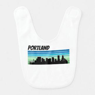 Babador Skyline retro de Portland