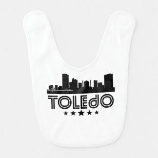 Babador Skyline retro de Toledo
